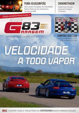 Revista Garagem83 - Edição: 01