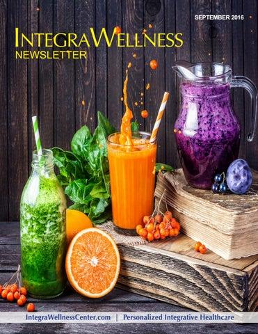 Newsletter september by integra wellness issuu for 90 degrees salon charlotte