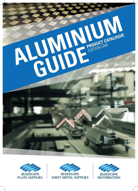 Bluescope Aluminium Catalogue 2016 by BFSP Marketing - issuu