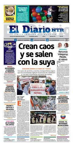 El Diario NTR 514 by NTR Guadalajara - issuu e44b7870258
