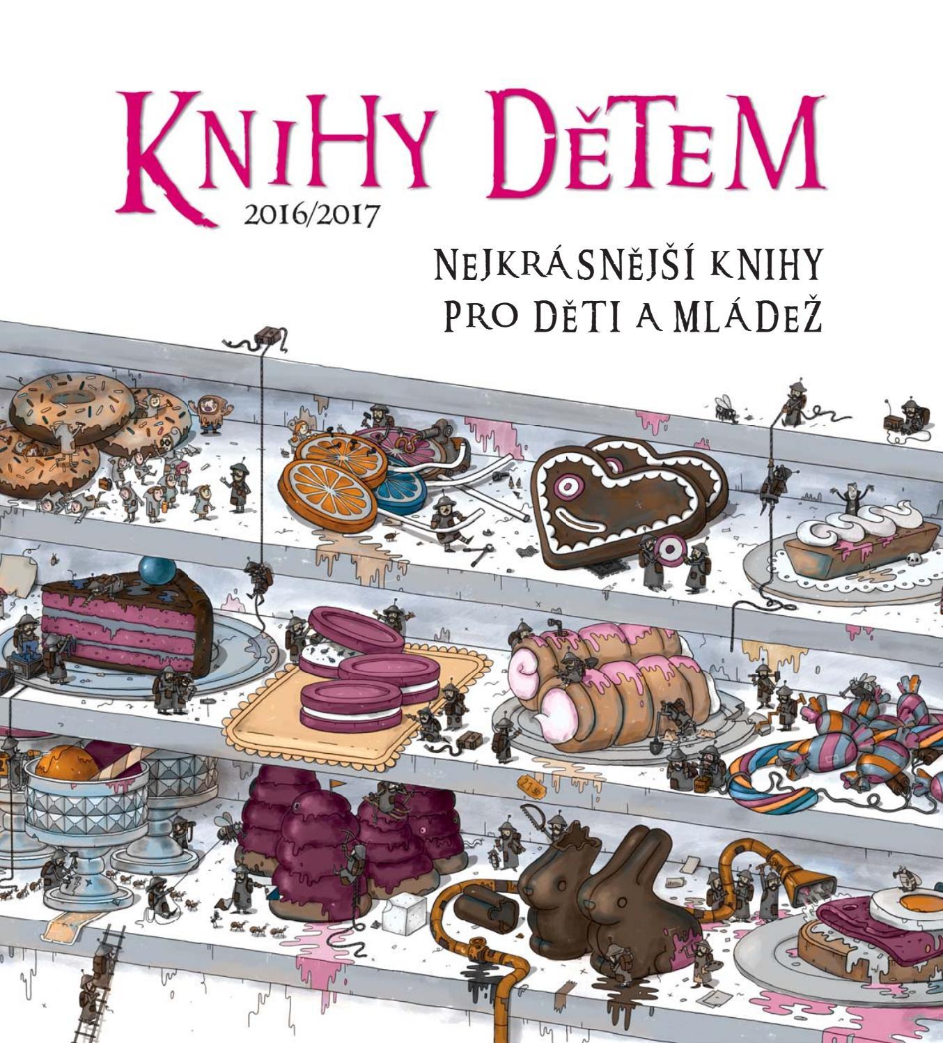 Knihy dětem 2016 2017 by Albatros Media a.s. - issuu d3dbd9679d