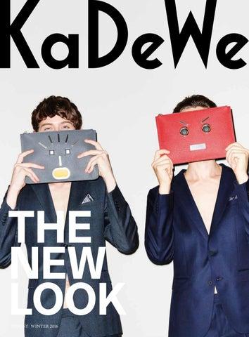 9427d5e016b362 KaDeWe Herren Magazin   HW 2016 by KaDeWe Berlin - issuu