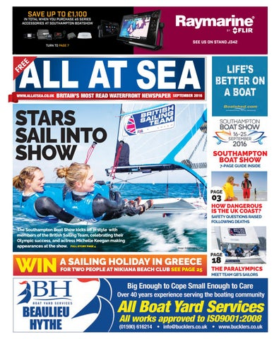 All at sea september 2016 by all at sea issuu page 1 fandeluxe Images