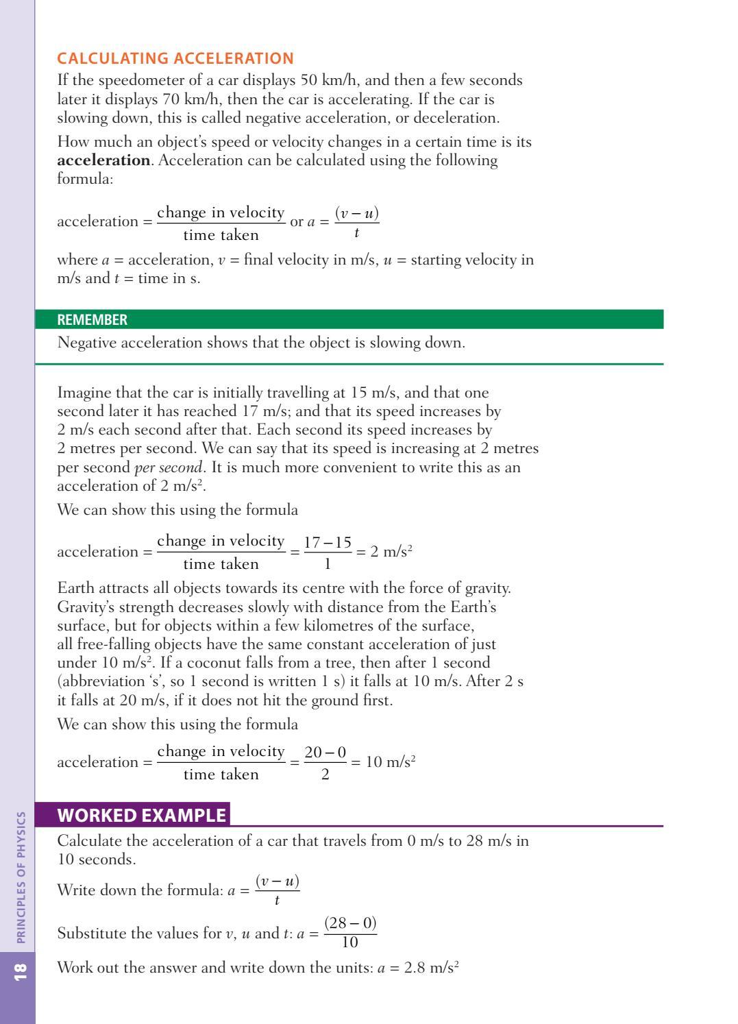 Edexcel International GCSE Physics Student Book by Collins - issuu