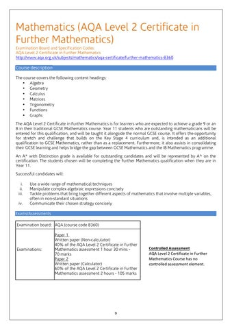 Year 10 Options Guide by GEMS Wellington Academy - Silicon Oasis - issuu