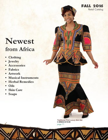 a4929b9529 2016 fall retail catalog web by Queen Makeda s Wardrobe - issuu