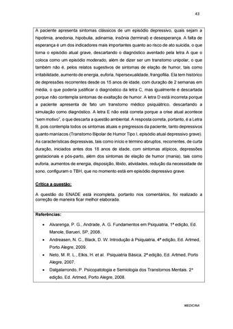 Dalgalarrondo Psicopatologia E Semiologia Dos Transtornos Mentais Download