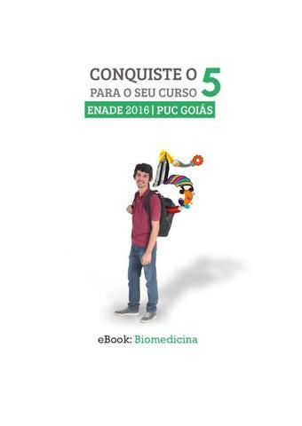 Ebook biomedicina by puc gois issuu ebook questes do enade 2013 comentadas curso biomedicina fandeluxe Gallery
