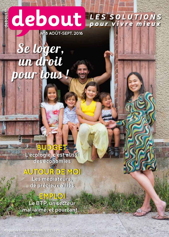 Debout N8 By Magazine