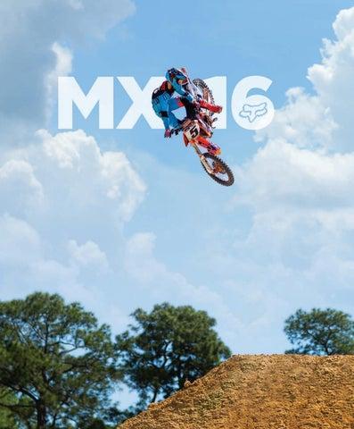 b94627333a1 Catálogo Fox Mx 2016 by Secomoto KTM Madrid - issuu
