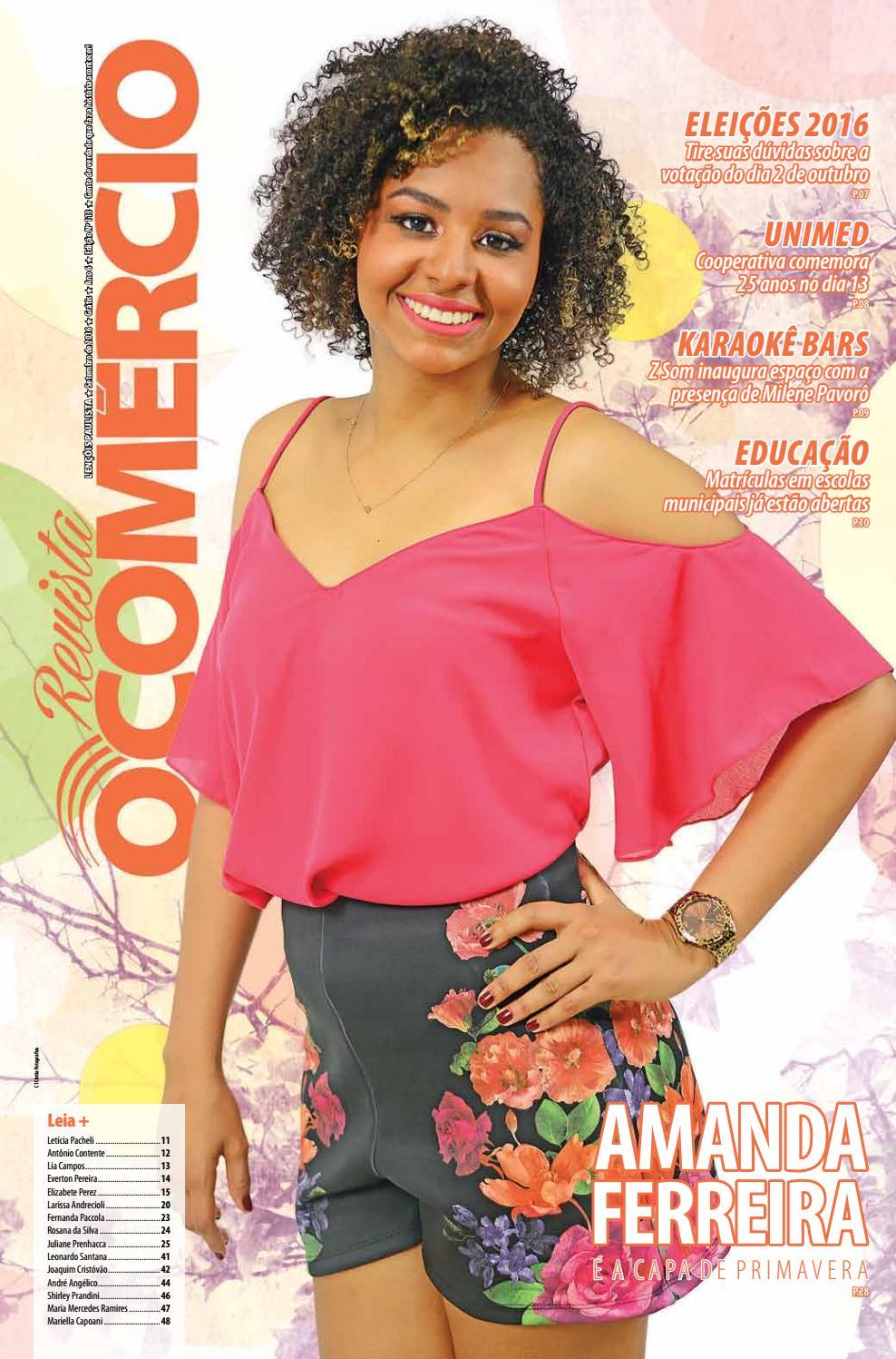 Lençóis Paulista    Setembro 2016 by Revista O Comércio - issuu 6c57c4f15f