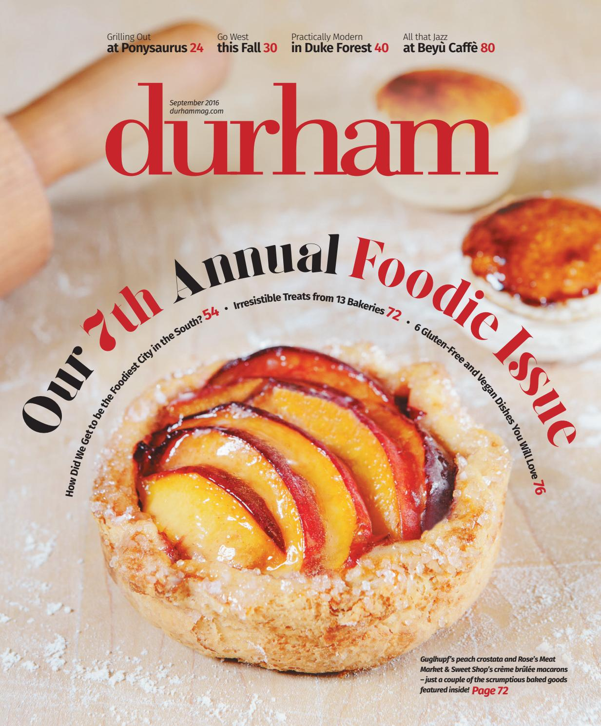 durham magazine sept 2016 updated by shannon media issuu