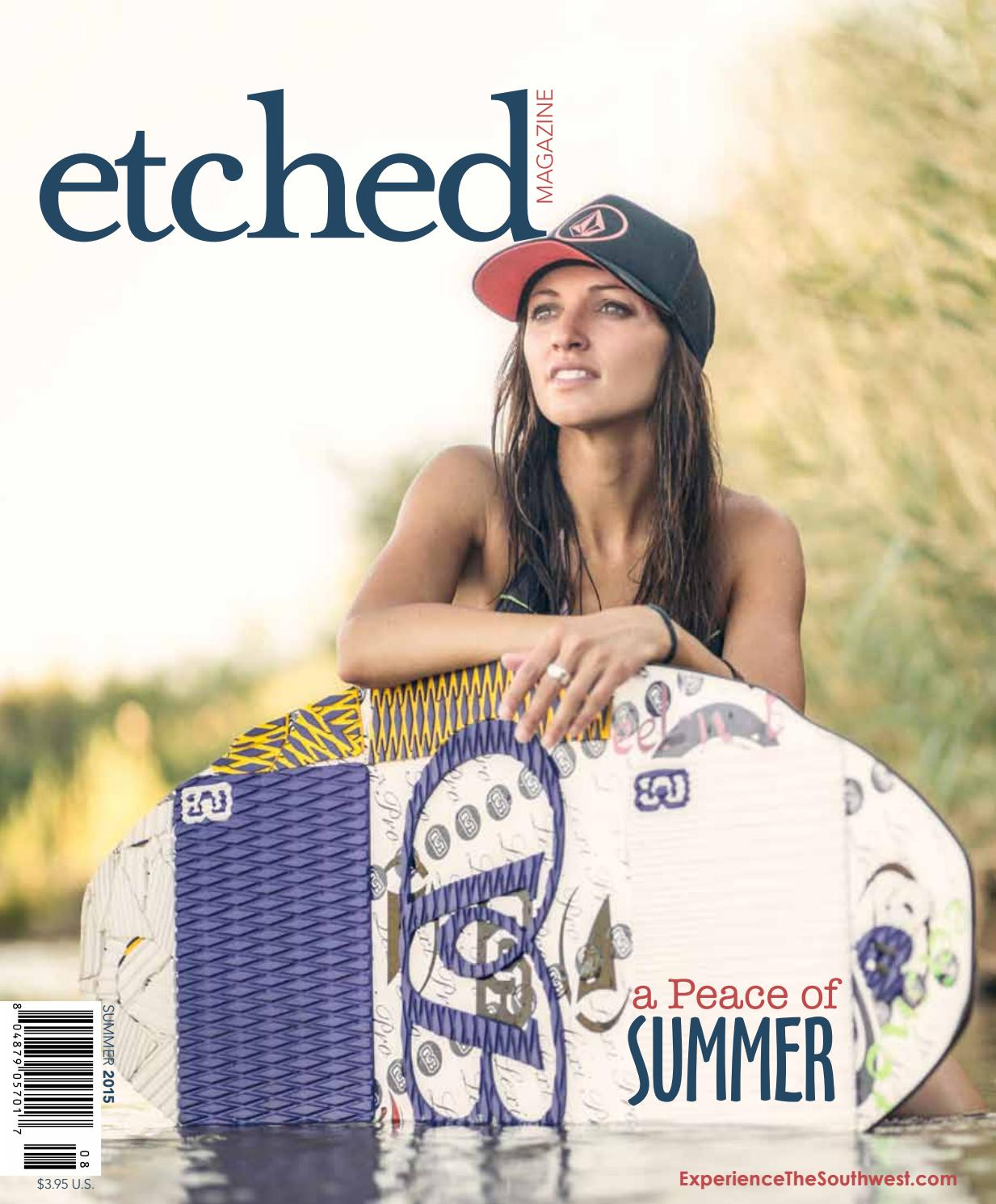 d0d1822a5f4da3 Etched Magazine Summer Issue - July August 2015 by Etched Magazine ...