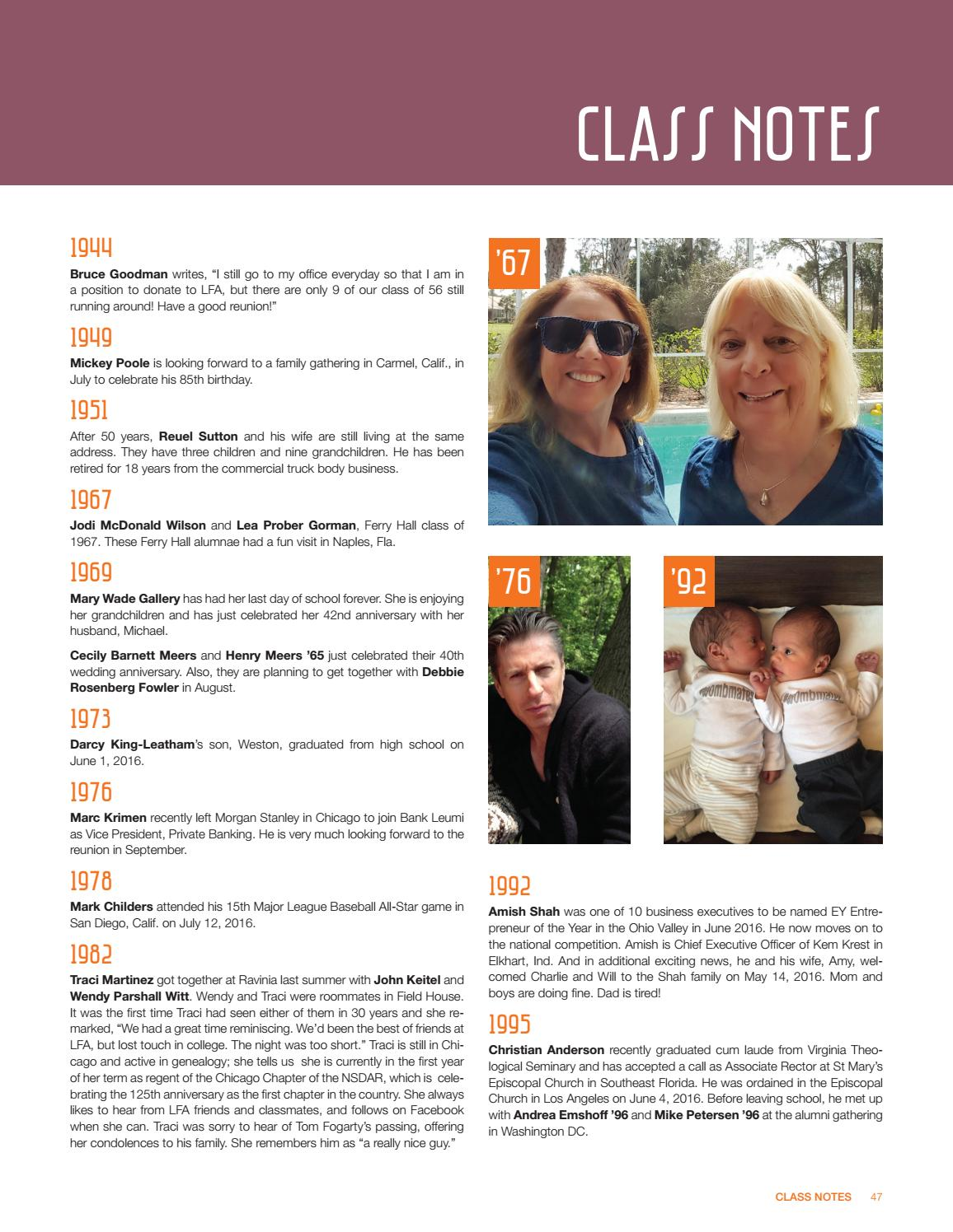 LFA Review Summer 2016 by Lake Forest Academy - issuu