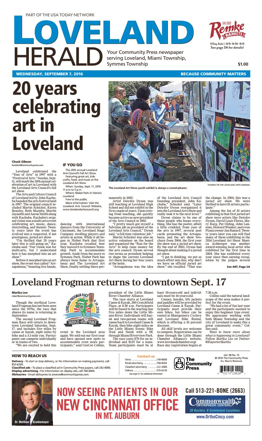 Straight From The Heart May 15 2020 Loveland Local News