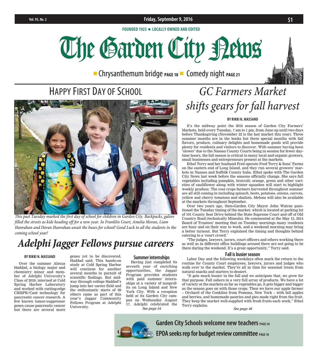 The garden city news by litmor publishing issuu fandeluxe Images