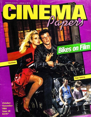 Cinema Papers October November 1984 By Uow Library Issuu