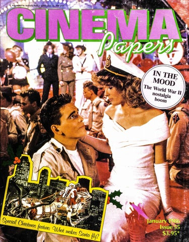 Cinema Papers January 1986 By Uow Library Issuu