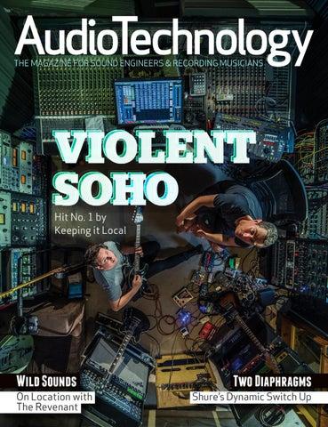 AudioTechnology App Issue 32 by Alchemedia Publishing - issuu