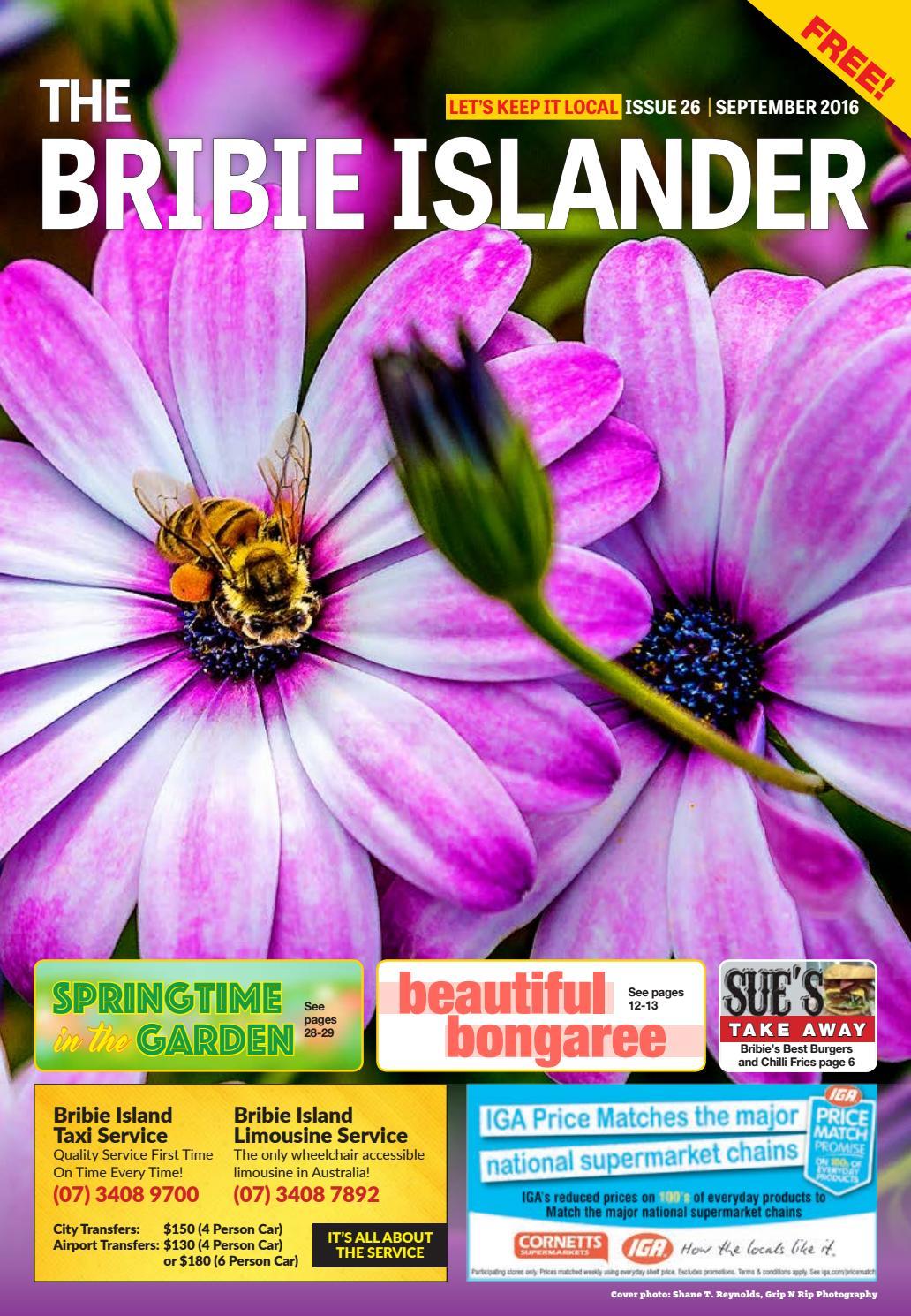 The Bribie Islander September 2016 Issue 26 By Enviro Maxx Wire Harness Issuu