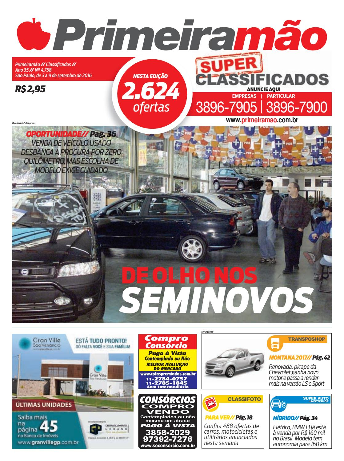 4a90644c513 20160903 br primeiramaoclassificados by metro brazil - issuu