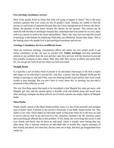 Online astrologer by Janm Patrika - issuu