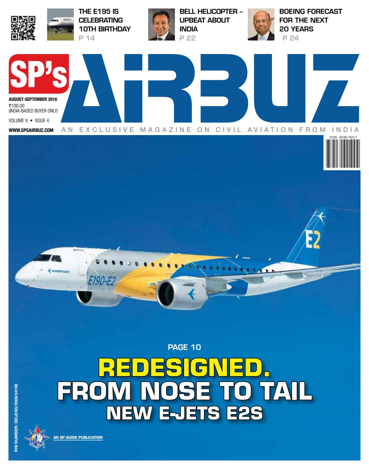 SP S AirBuz August September 2016 By SP Guide Publications