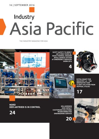 Industry Asia Pacific 16