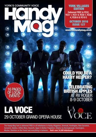 1c3eadc96 Handy Mag York Oct16 by Moonriver Publishing Ltd - issuu