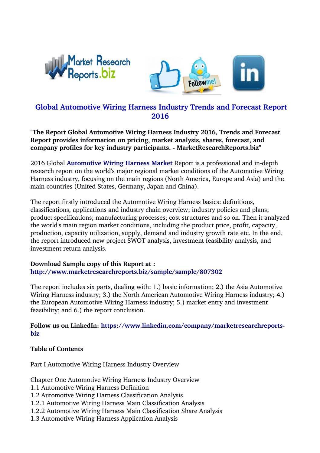 Incredible Wiring And Harness Linkedin Wiring Diagram Tutorial Wiring Cloud Hisonuggs Outletorg