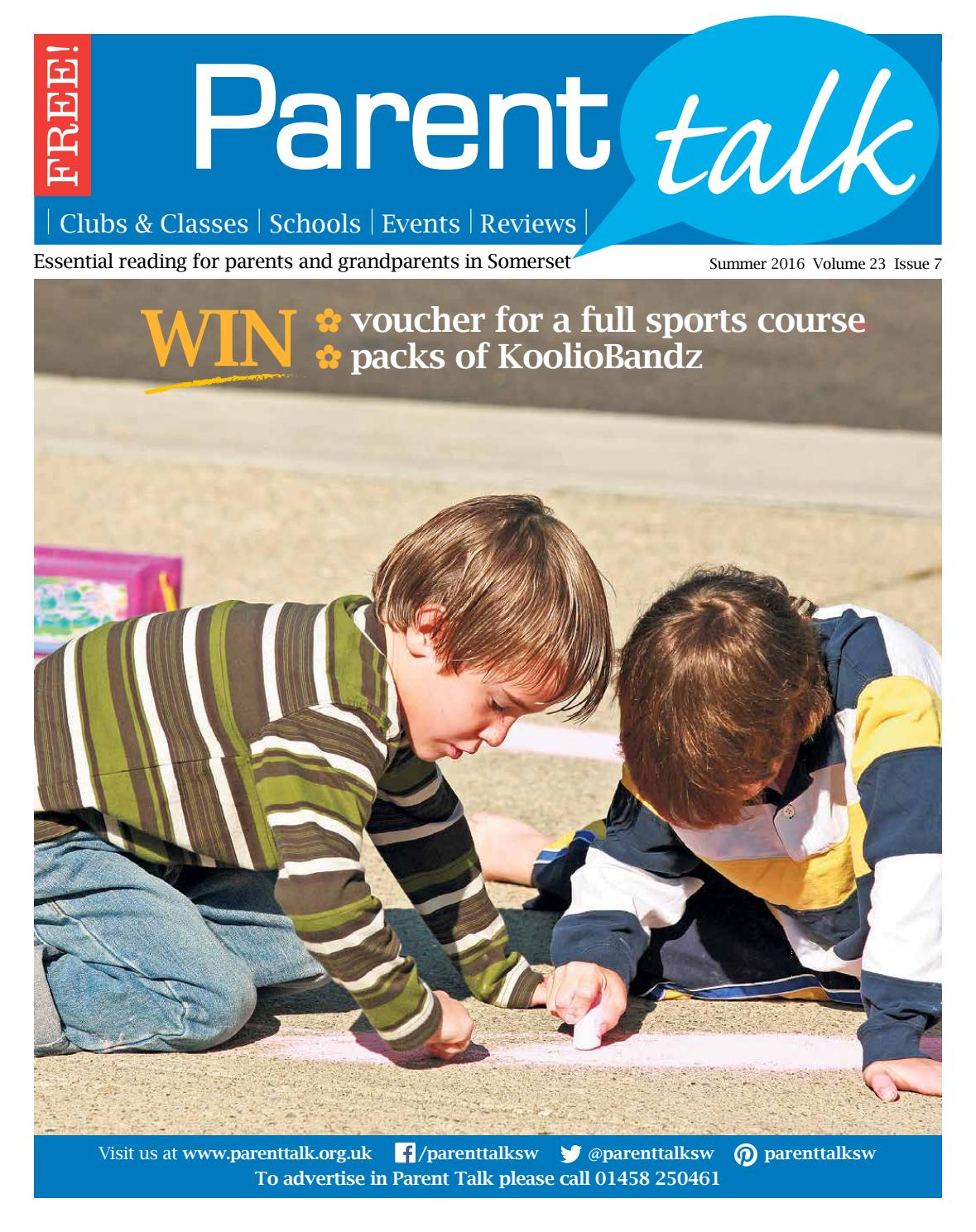 July 2016 for advertisers by Parent Talk - issuu
