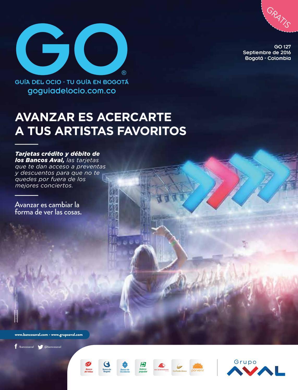 2bcc0bff74d3 GO EDICIÓN 127 by GO Guía del Ocio - issuu