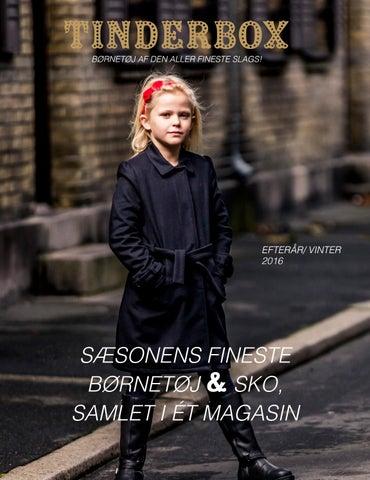 Tinderbox Magazine Aw16 By Tinderbox Kidswear Issuu
