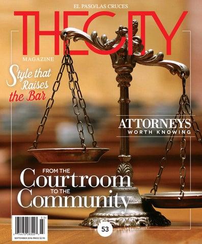 0cb83fceab2e THECITY Magazine El Paso • September 2016 by THECITY Magazine El ...