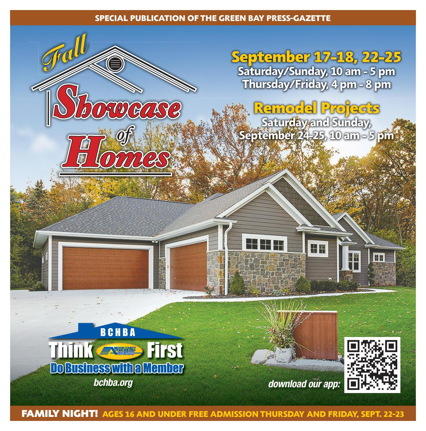 fall showcase of homes 2016 by gannett wisconsin media issuu