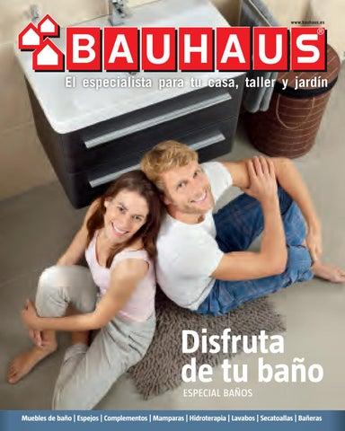 Mamparas De Bano Bauhaus.Especial Banos By Bauhaus Issuu