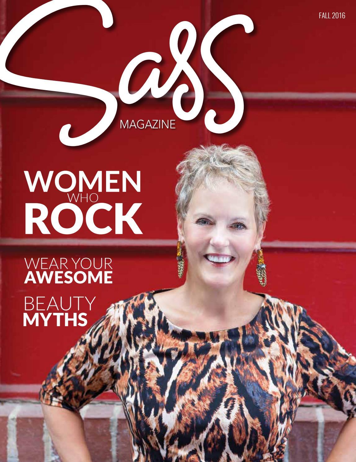 ce3a67afbab Sass Fall 2016 by Sass Magazine Frederick - issuu