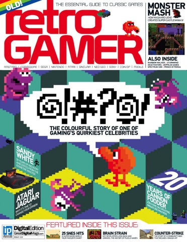 Retro gamer №119 by Michel França - issuu