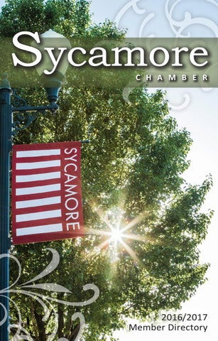 de788f919882 Sycamore Chamber 2016 by Shaw Media - issuu