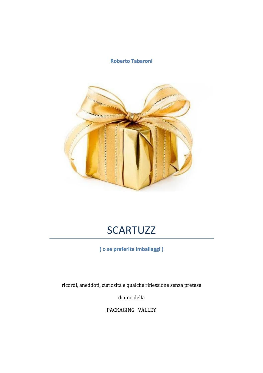 Scartuzz by Roberto Tabaroni - issuu 9563b9ae88a