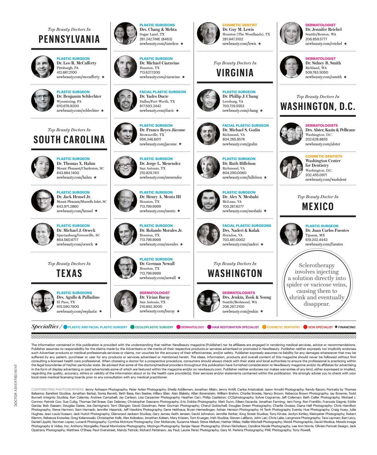 NewBeauty Issue 45 // Fall 2016 by SANDOW® - issuu