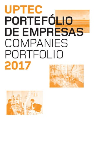 Portefolio empresas 2017 by uptec issuu page 1 fandeluxe Image collections