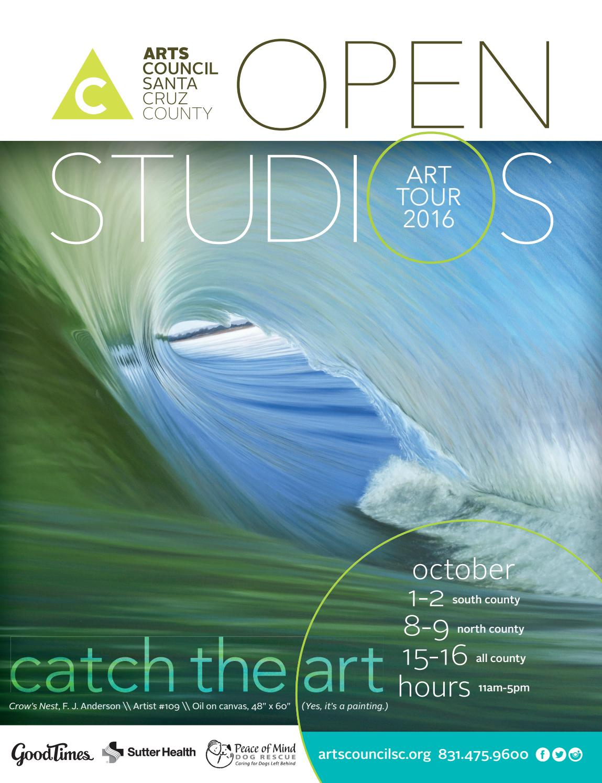 Santa Cruz Open Studios Guide 2016 by Metro Publishing - issuu