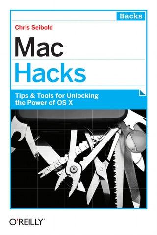 Mac Hacks by Gerahan Novianto - issuu