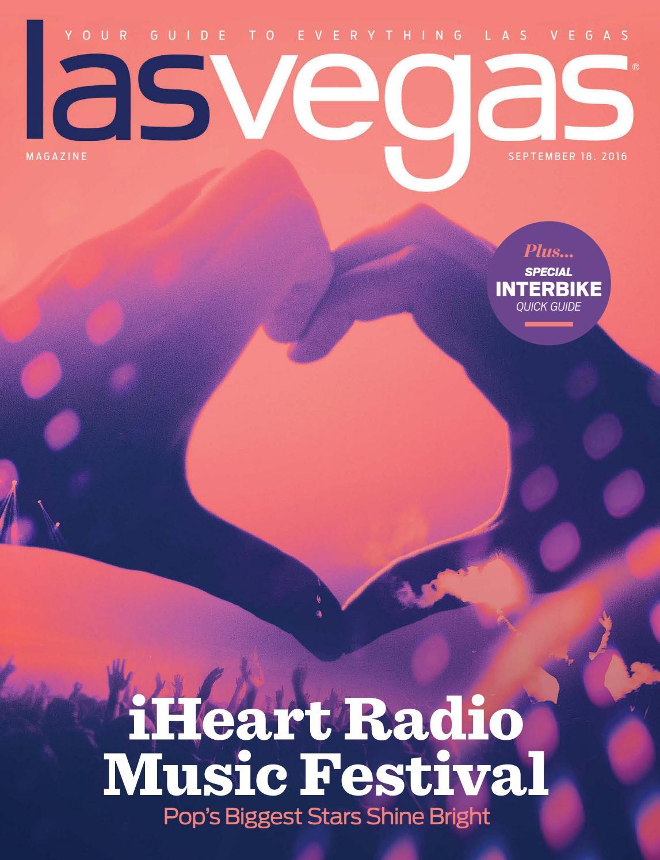 2016-09-18 - Las Vegas Magazine by Greenspun Media Group - issuu