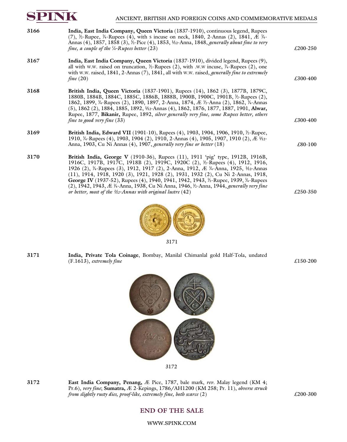 16006 - Ancient, British and Foreign Coins and Commemorative