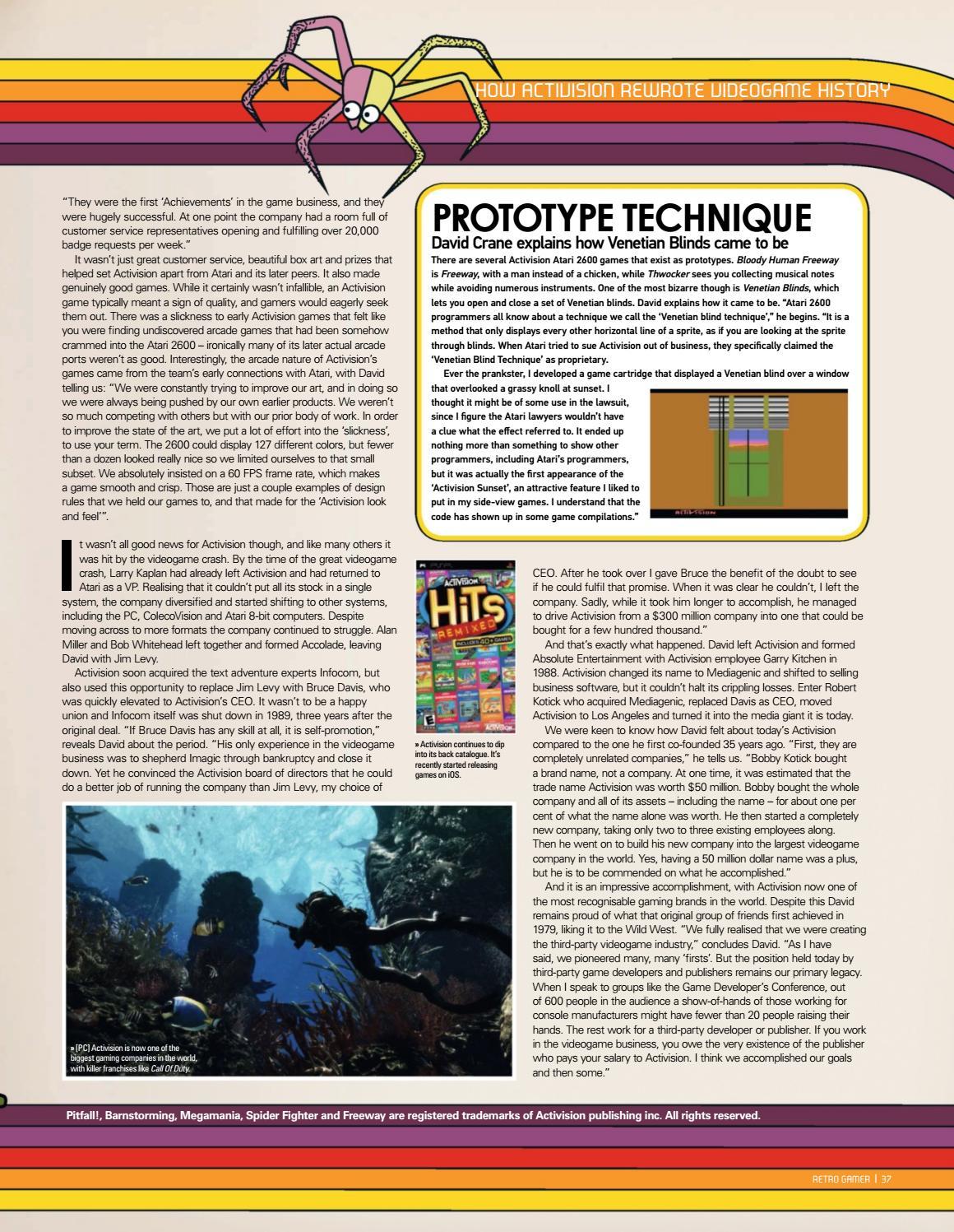 Retro Gamer 124 By Michel Franca Issuu