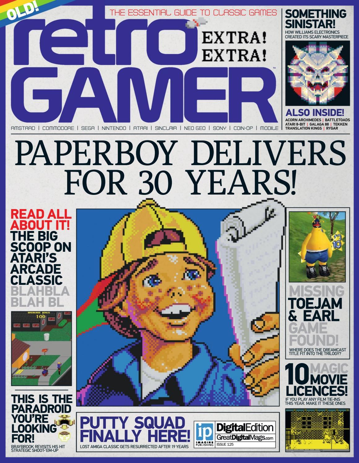 Retro Gamer 125 By Michel Franca Issuu