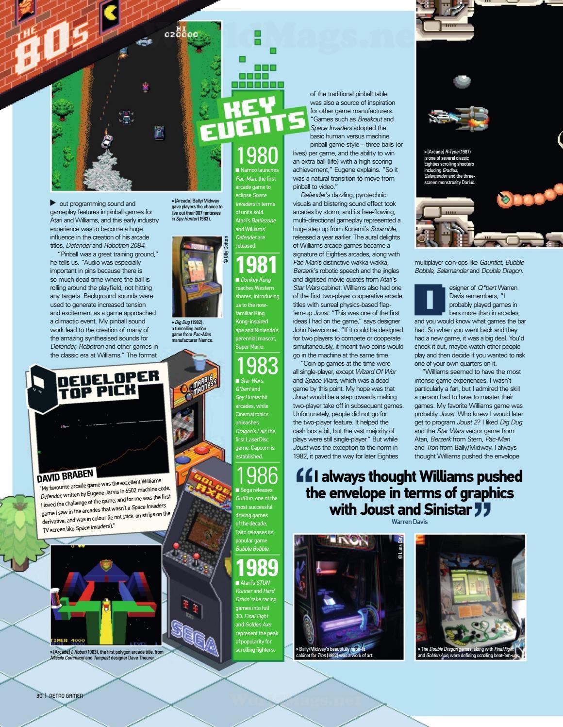 Retro gamer №127 by Michel França - issuu