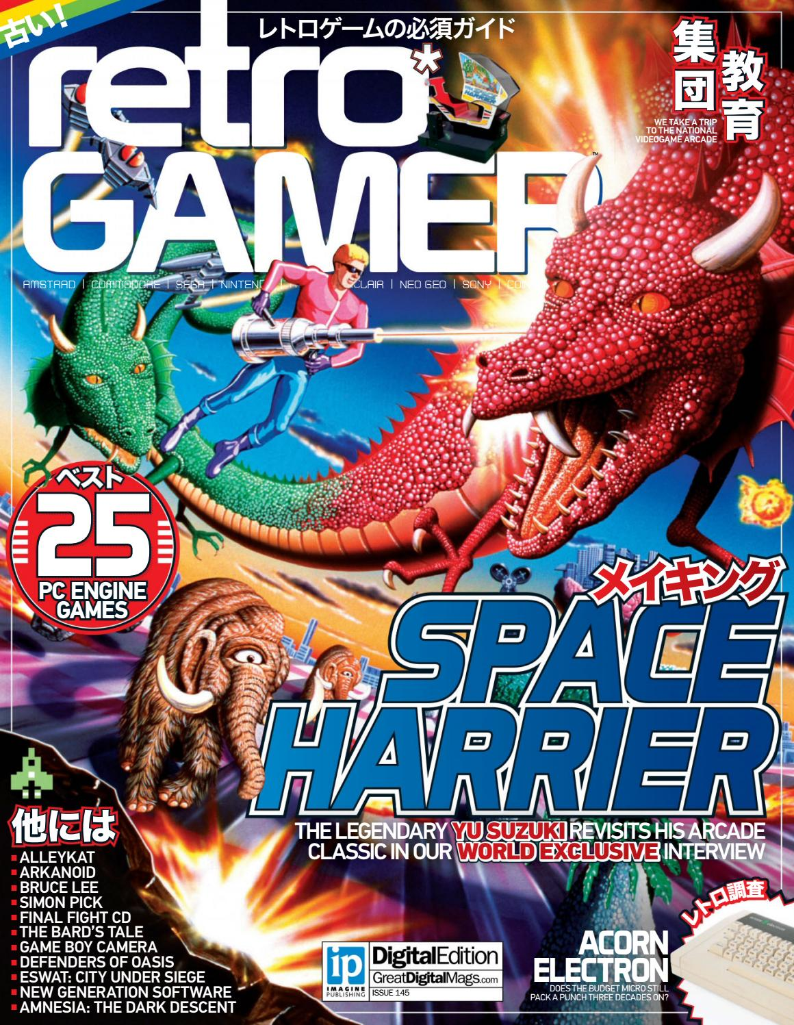 Retro gamer №145 by Michel França - issuu -